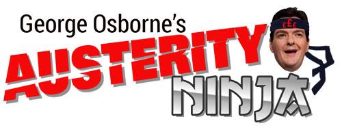 George Osborne's Austerity Ninja