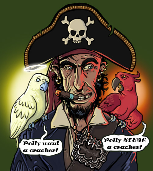 the pirate's dilemma