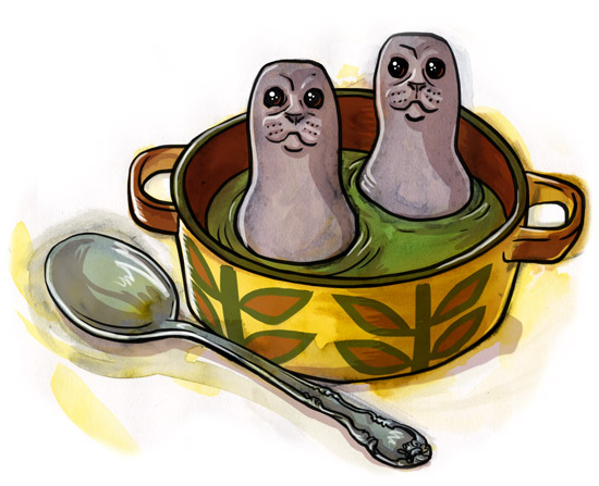 soup seals